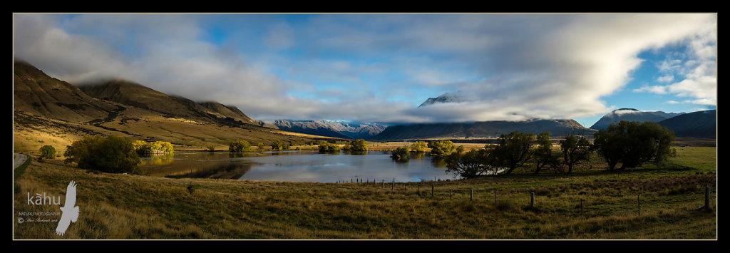 Early Autumn Ahuriri Valley